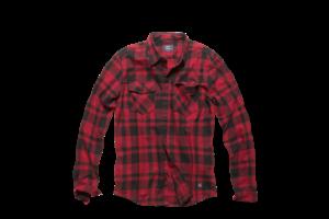 Austin shirt Rood