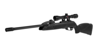 Gamo Quicker 5.5mm incl. 4 X 32 richtkijker