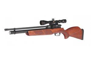 Gamo Coyote Wood 5.5mm incl. handpomp & 3-9X40 kijker