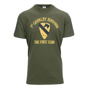T-shirt 1st Cavalry Division