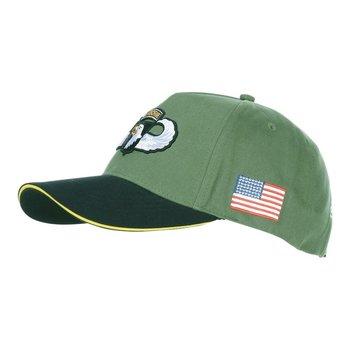 Baseball cap 101st Airborne WWII 3D