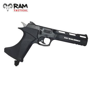 Maverick | Multishot Co2 Pistool | RAM Tactical® Actie Pack
