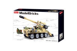Sluban 8x8 All terrain Assault Vehicle M38-B0751