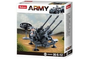 Sluban German Army Air-defense artillery M38-B0680D