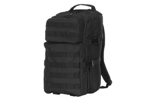 Backpack US assault Zwart