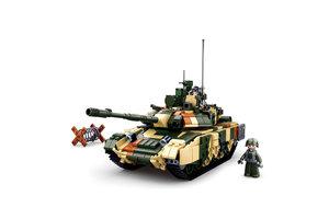 Sluban Large battle tank M38-B0756