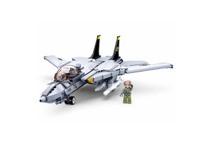 Sluban Modern jet fighter M38-B0755