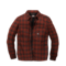 Darwin Jacket Orange Check