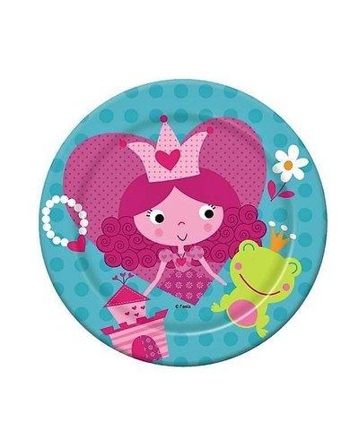 Magicoo prinsessen borden 18 cm