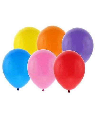 Magicoo Bonte ballonnen 10 stuks