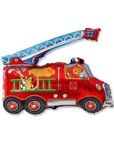 Magicoo Folieballon brandweer