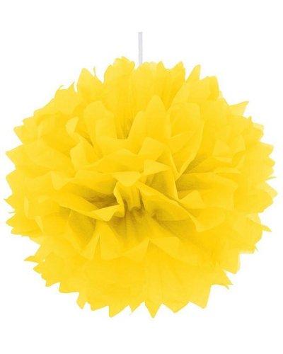 Magicoo pompom geel decoratie