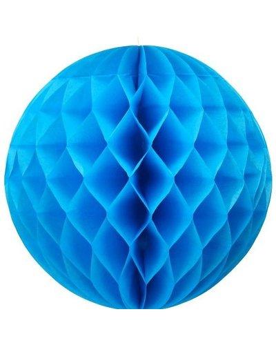 Magicoo Party Honeycomb versiering blauw - 30 cm