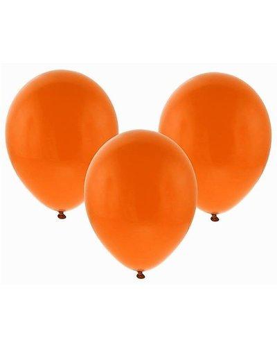 Magicoo Oranje ballonnen- 10 stuk