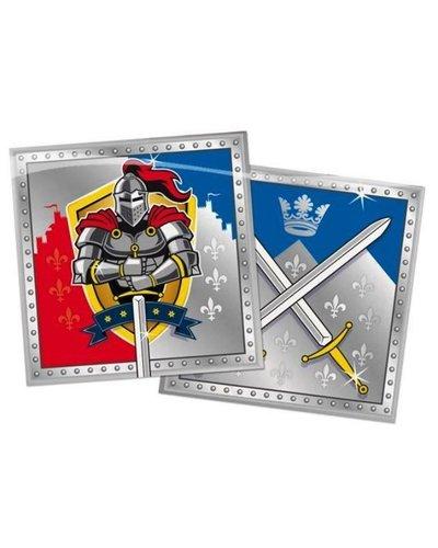 Magicoo servetten voor een ridderparty