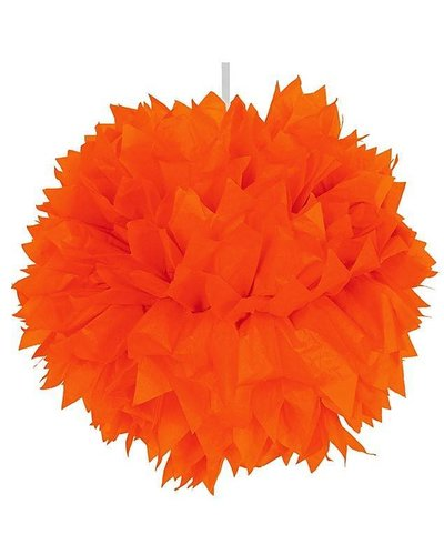Magicoo PomPom Decoball oranje
