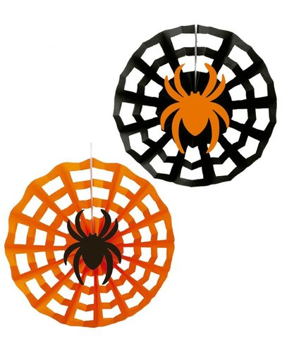 Magicoo Papieren halloween wand decoraties (3 stuk)
