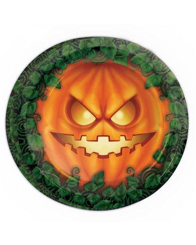 Magicoo 8 halloween borden  pompoen