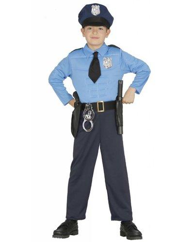 Magicoo Politiepak voor kinderen met spieren