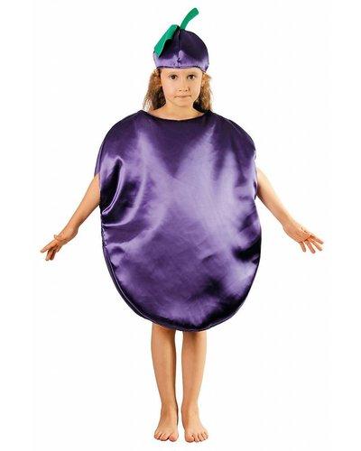 Magicoo Pruim kostuum voor kinderen