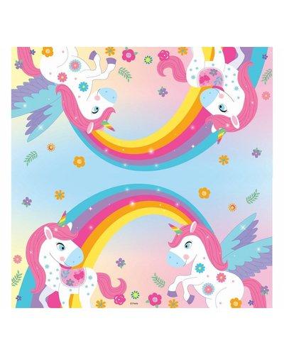 Magicoo Magische unicorn servetten