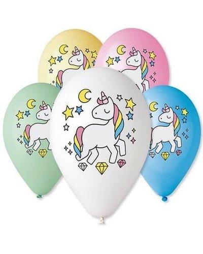 Magicoo Ballonnen unicorn