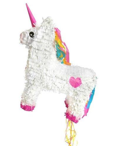 Magicoo Unicorn Pinata wit-roze