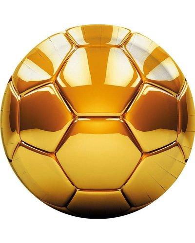 """Magicoo 8 borden voetbalparty """"Golden Goal"""""""