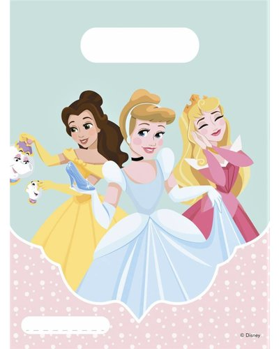 "Magicoo Uitdeelzakjes ""Disney princess"""