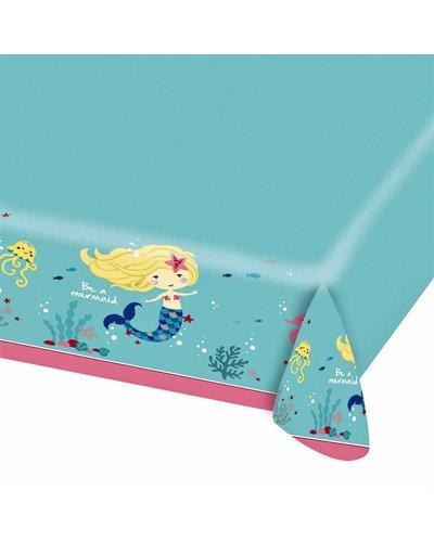 Magicoo Tafelkleed zeemeermin - 115x175 cm