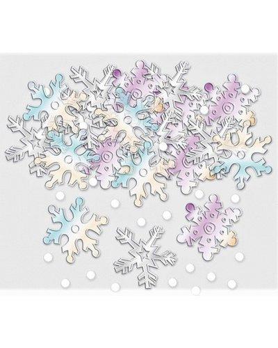 "Magicoo confetti ""sneeuwvlokken"""