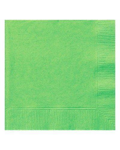 Magicoo 20 groene servetten - 25x25 cm