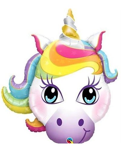 Magicoo Folieballon unicorn - 96 cm