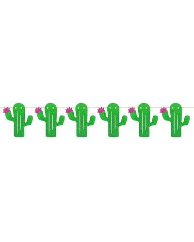 Magicoo Slinger met cactus - 13x15x250 cm