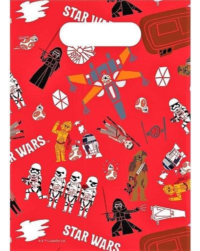 Magicoo 6 snoepzakjes Star Wars