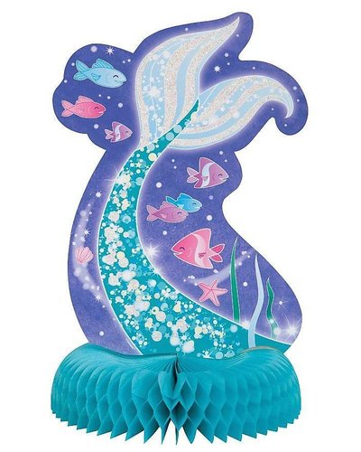 Magicoo Tafeldecoratie zeemeermin