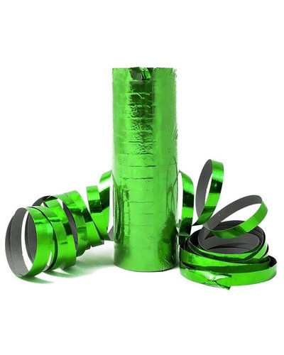 Magicoo Groene party streamers- 4 meter