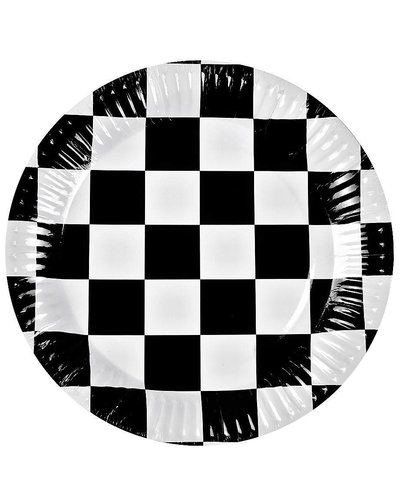 Magicoo Partyborden  Formule 1 - 6 stuk - 23 cm
