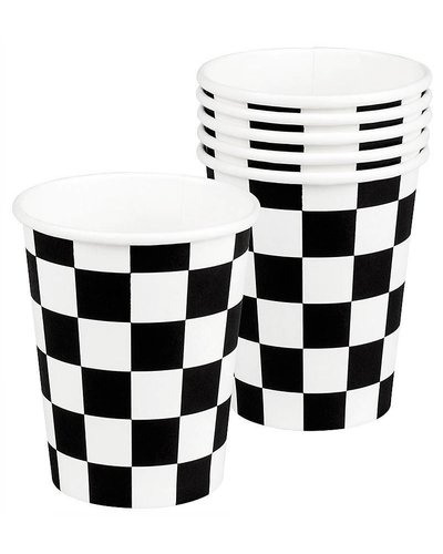 Magicoo Partybekers-Formule 1 - 6 stuk
