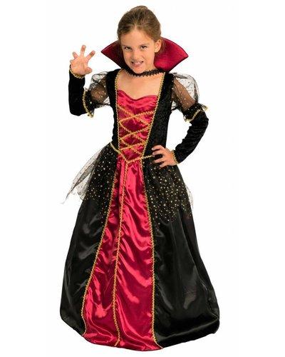 Magicoo Elegante vampierjurk voor meisjes