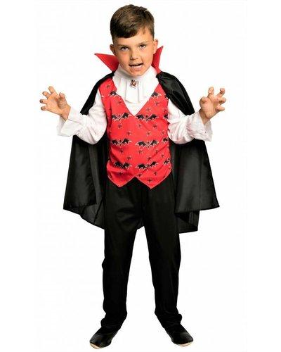 Magicoo Compleet Lord vampier pak voor kinderen