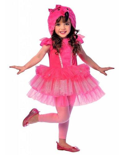Magicoo Flamingo jurk voor meisjes
