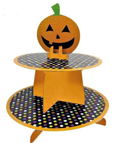 Magicoo Halloween cupcake- en muffinstandaard