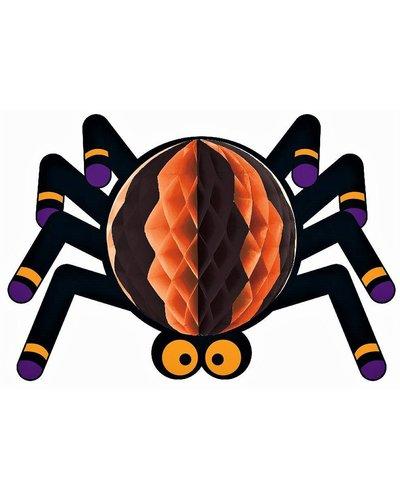 Magicoo Halloween decoratie papieren spin