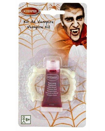 Magicoo Vampiertanden en nepbloed