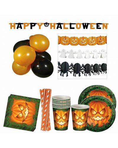 Magicoo Halloween partyset met pompoenen