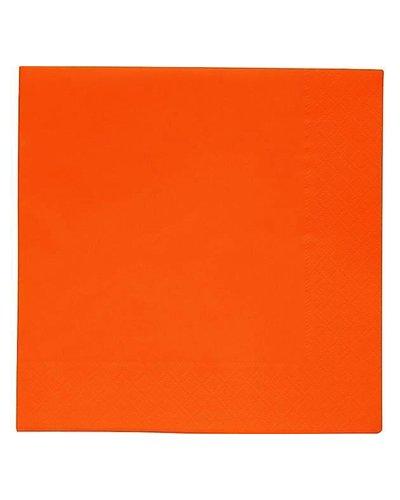 Magicoo Oranje servetten - 20 stuks - 33x33 cm