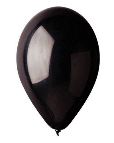 Magicoo 10 zwarte ballonnen