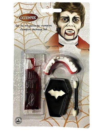 Magicoo Halloween schminkset voor vampieren