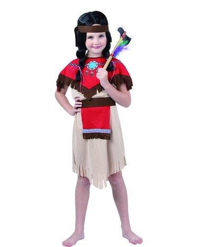 Magicoo Indianen kostuum voor meisjes